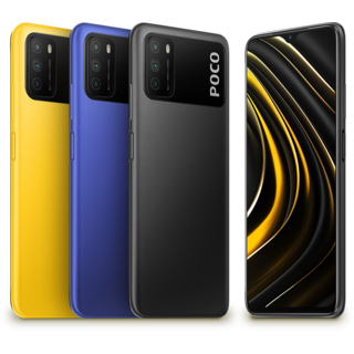 POCO M3 4GB - 128GB POWER BLACK